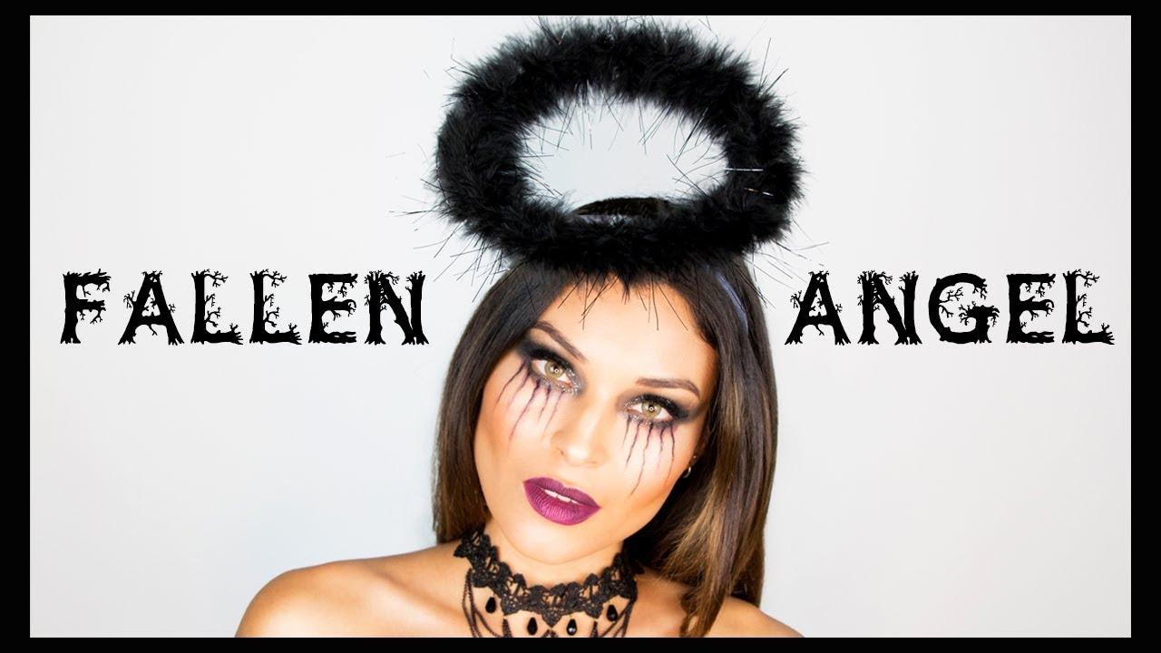 Angel Makeup Ideas For  Halloween