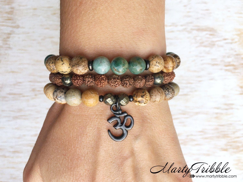 Boho Bracelets and Stacks
