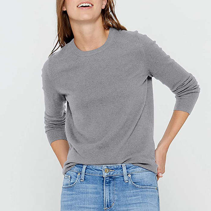 Cashmere Sweater Styles
