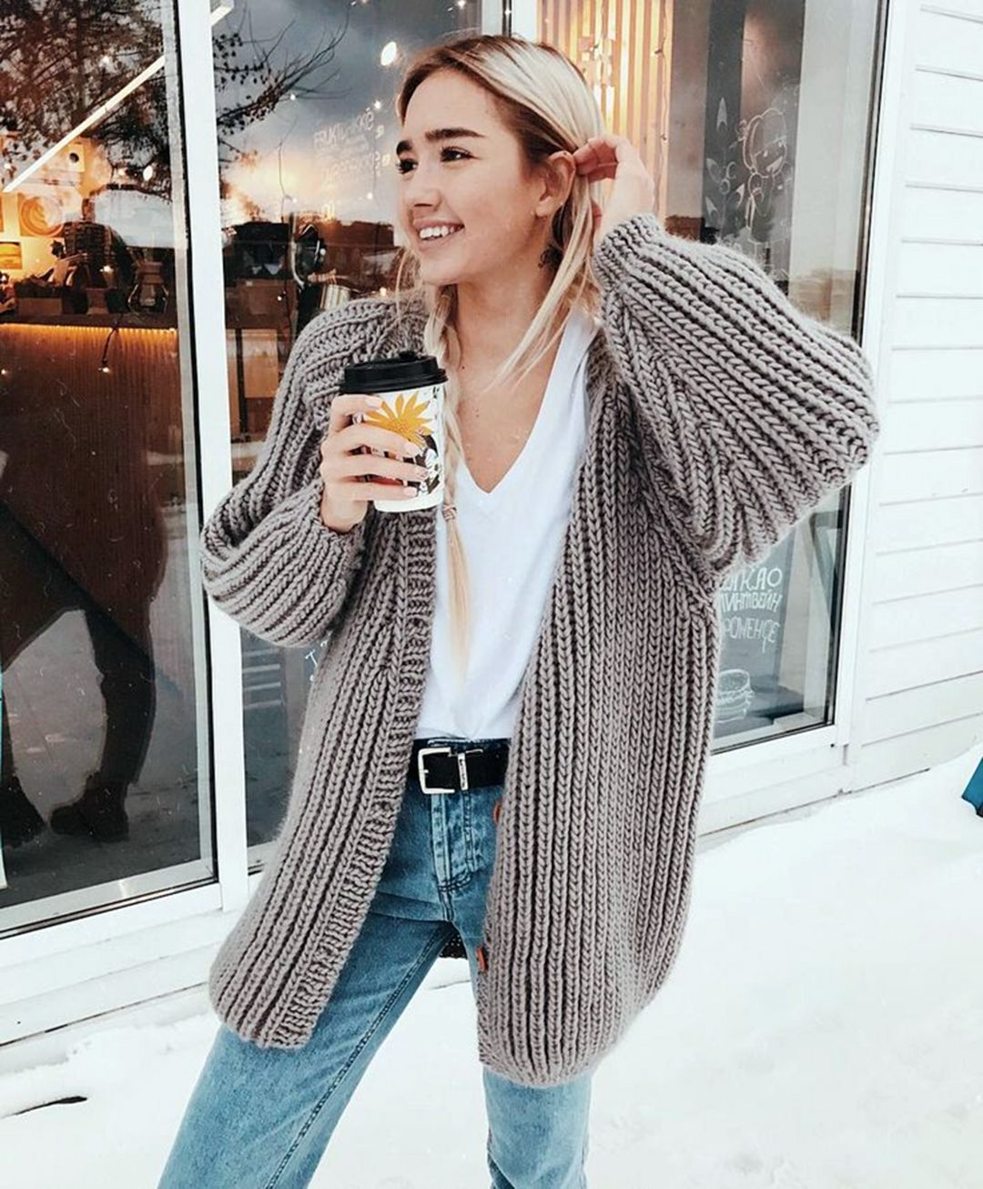 Cute Cardigan Styles