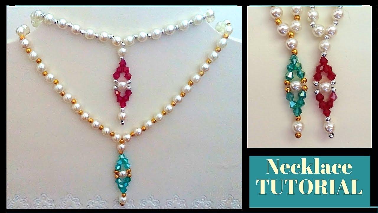 DIY Necklace Tutorials