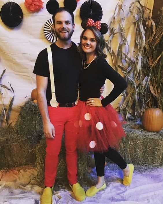 Easy Halloween Costume Ideas  For Couples