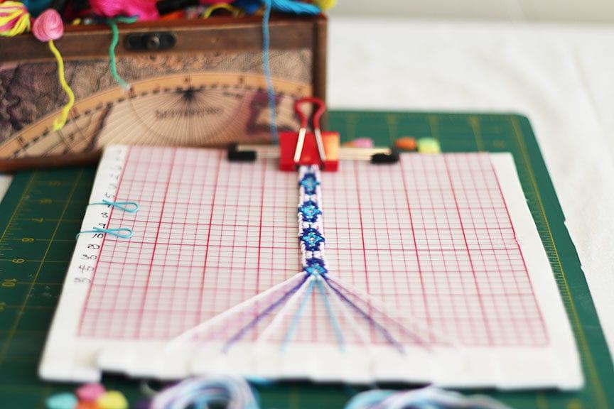 Easy-to-Follow DIY Bracelet