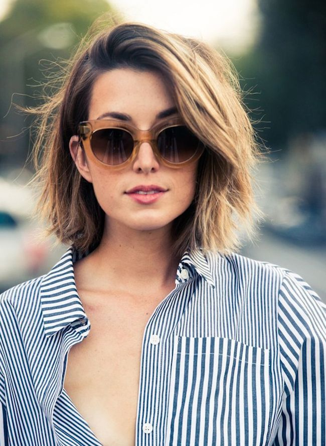 Flattering Summer Hairstyles