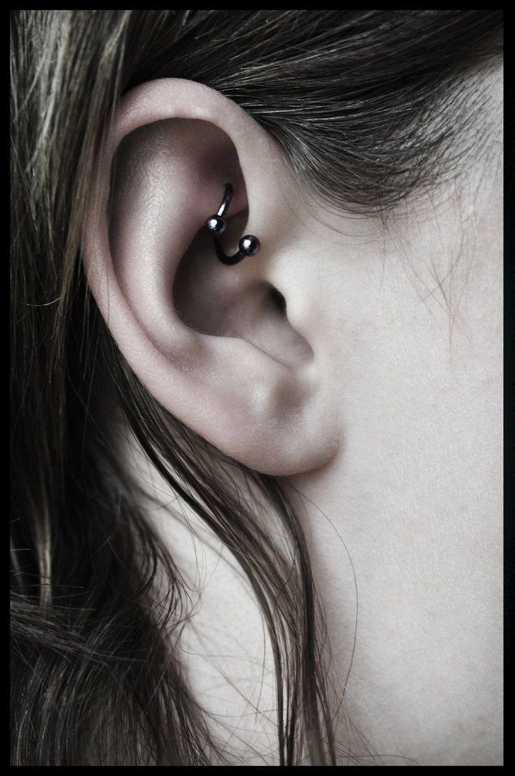 Freaky Cartilage Piercings