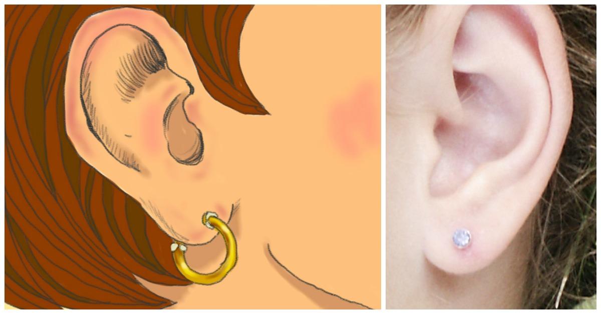 Funky Ear Piercings