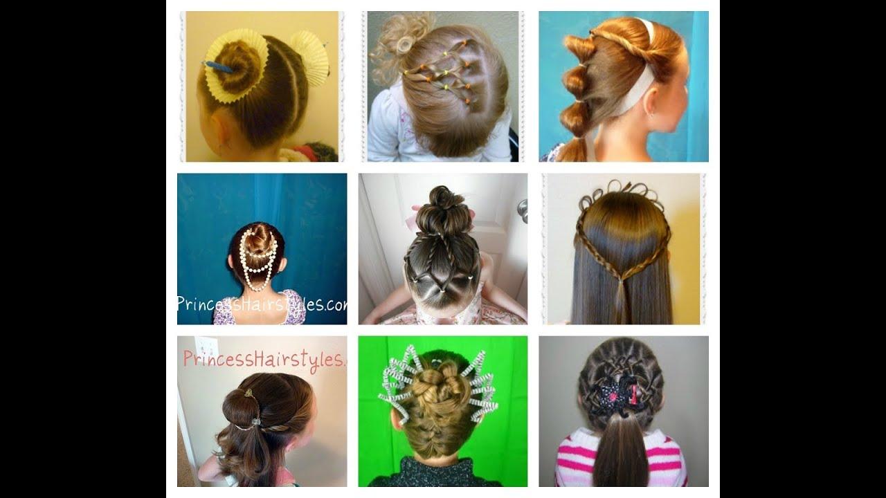 Halloween Hairdo Ideas