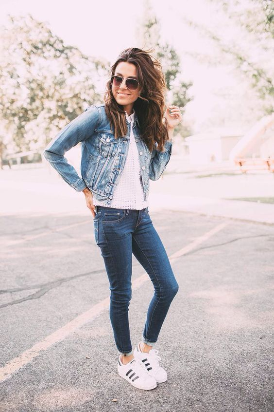 Perfect Casual Spring Outfits