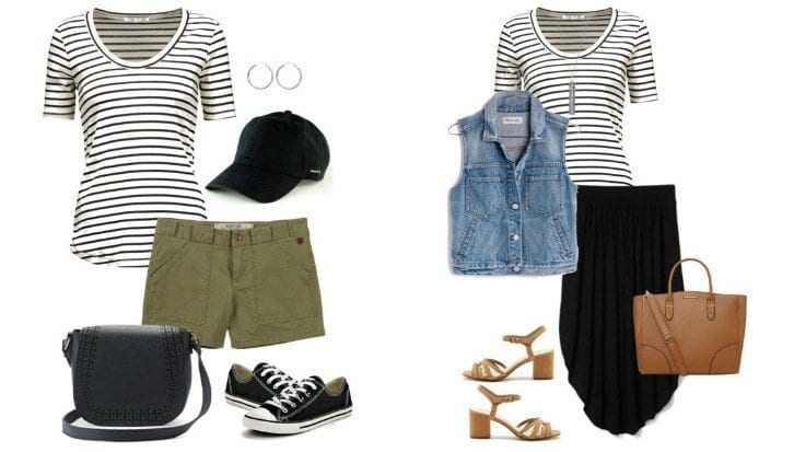 Popular Striped Outfits