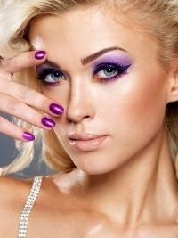 Purple Makeup Ideas
