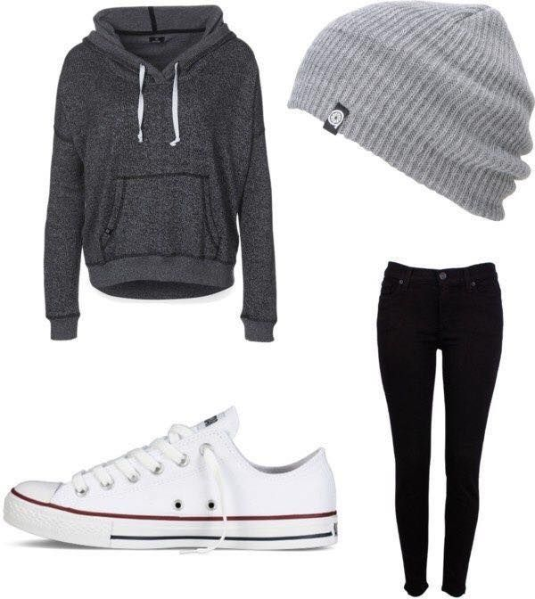 Winter Outfit Ideas for Teenage Girls